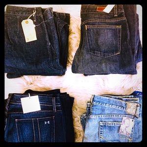 Biggest Designer Jeans Blowout Ever - 🔥 Sale!